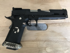 Used Armorer Works Split Slide Race Gun